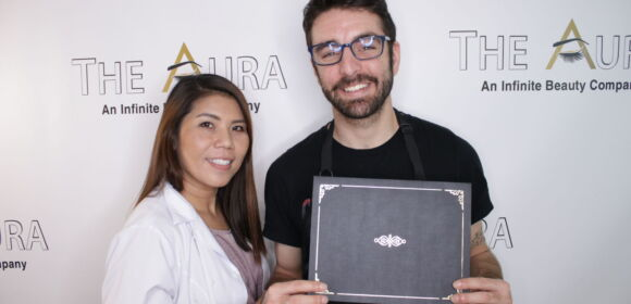 Nick joined #THEAURA team absolutely clueless about the industry.